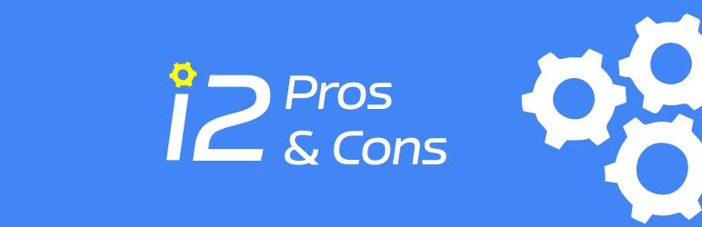 i2 Pros & Cons