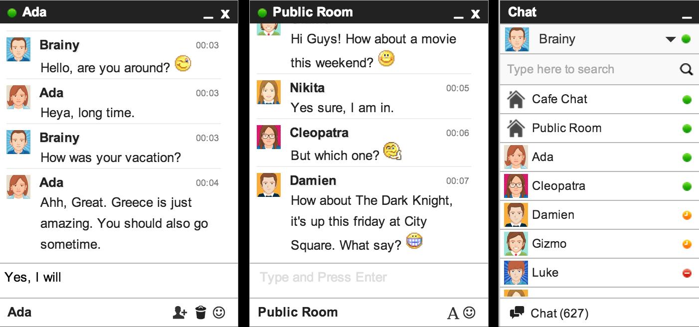 iFlyChat – WordPress Chat | WordPress.org