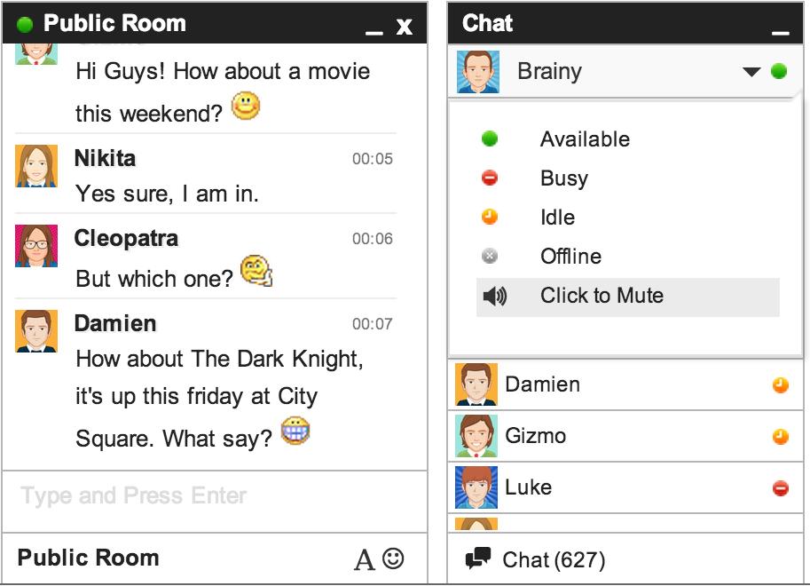 vedere film gratis online chat room video