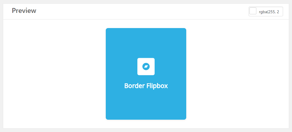 Flipbox – Awesomes Flip Boxes Image Overlay – WordPress