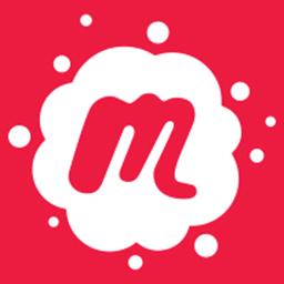 Meetups login page