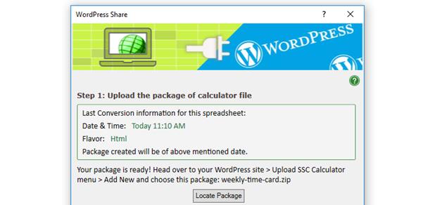 Import Spreadsheets from Microsoft Excel – WordPress plugin