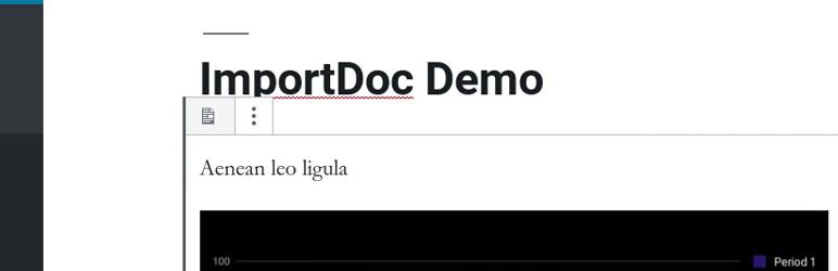 ImportDoc Block
