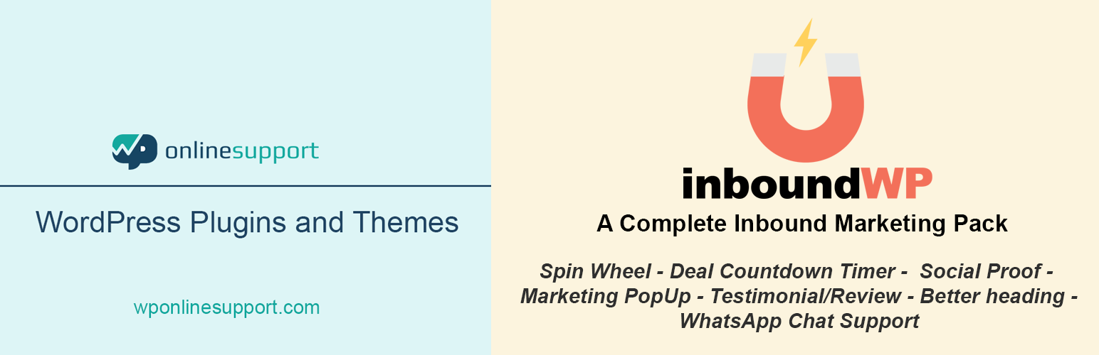 InboundWP – A Complete Inbound Marketing Pack