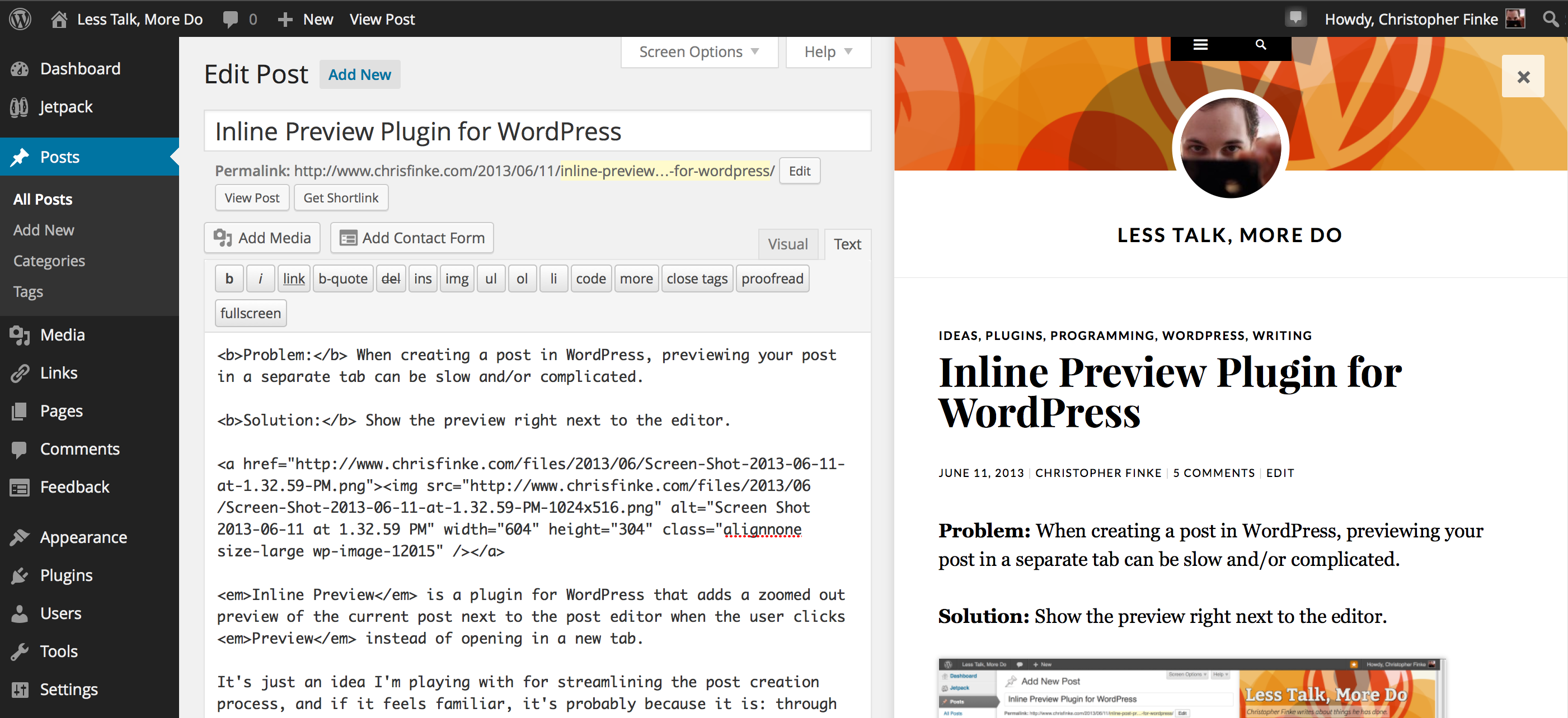inline-preview screenshot 1