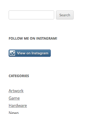 instagram-badges screenshot 1