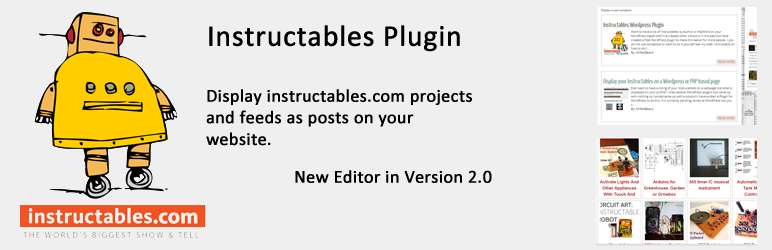 Instructables Wordpress