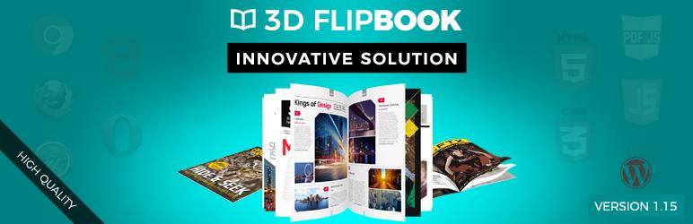 3D FlipBook – PDF Flipbook Viewer, Flipbook Image Gallery