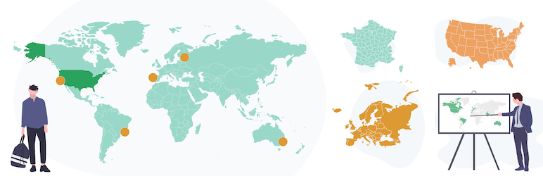 Interactive Geo Maps