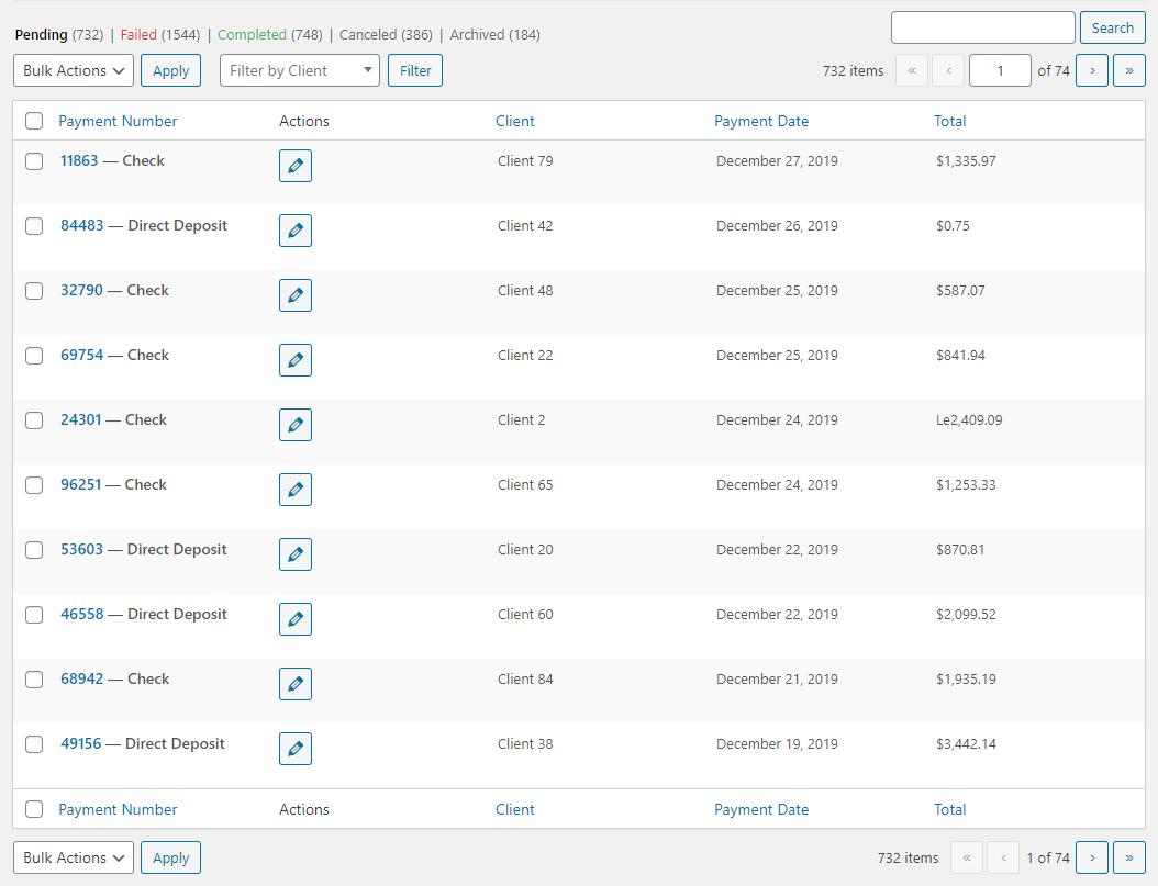 InvoiceEM – Portable WordPress Invoicing