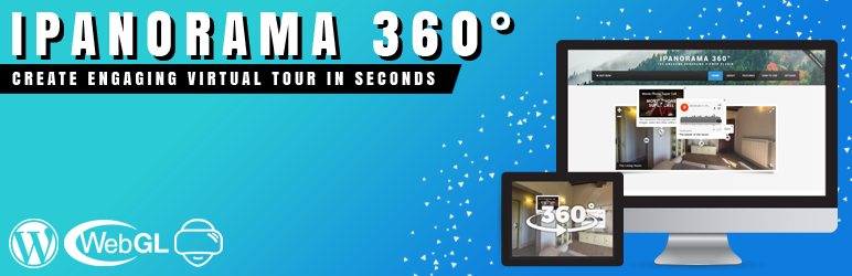 iPanorama 360 WordPress Virtual Tour Builder – WordPress plugin