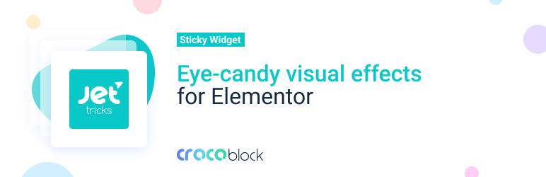 JetSticky For Elementor – WordPress plugin | WordPress org