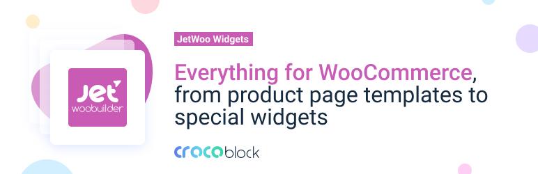 JetWoo Widgets Elementor Addons