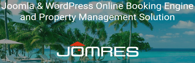 Jomres Online Booking System