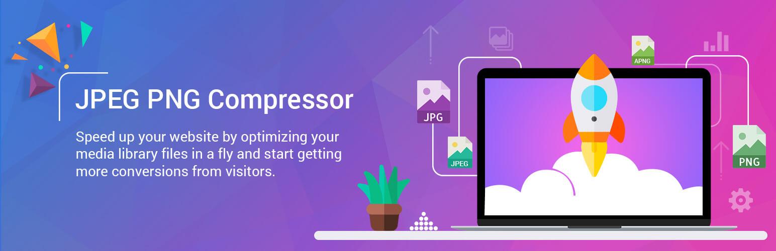 JPEG PNG Compressor
