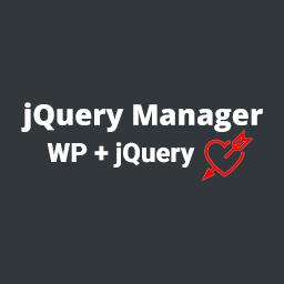 Jquery Manager For Wordpress Wordpress Plugin Wordpress Org