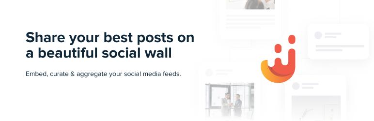Juicer: mostra tutti i post dei tuoi canali social in un bellissimo feed.
