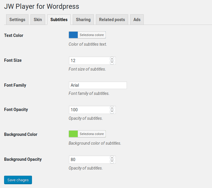 JW Player for WordPress – WordPress plugin | WordPress org
