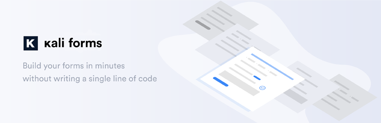 Contact Form – Form builder with drag & drop for WordPress by Kali Forms