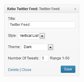 kebo-twitter-feed screenshot 3