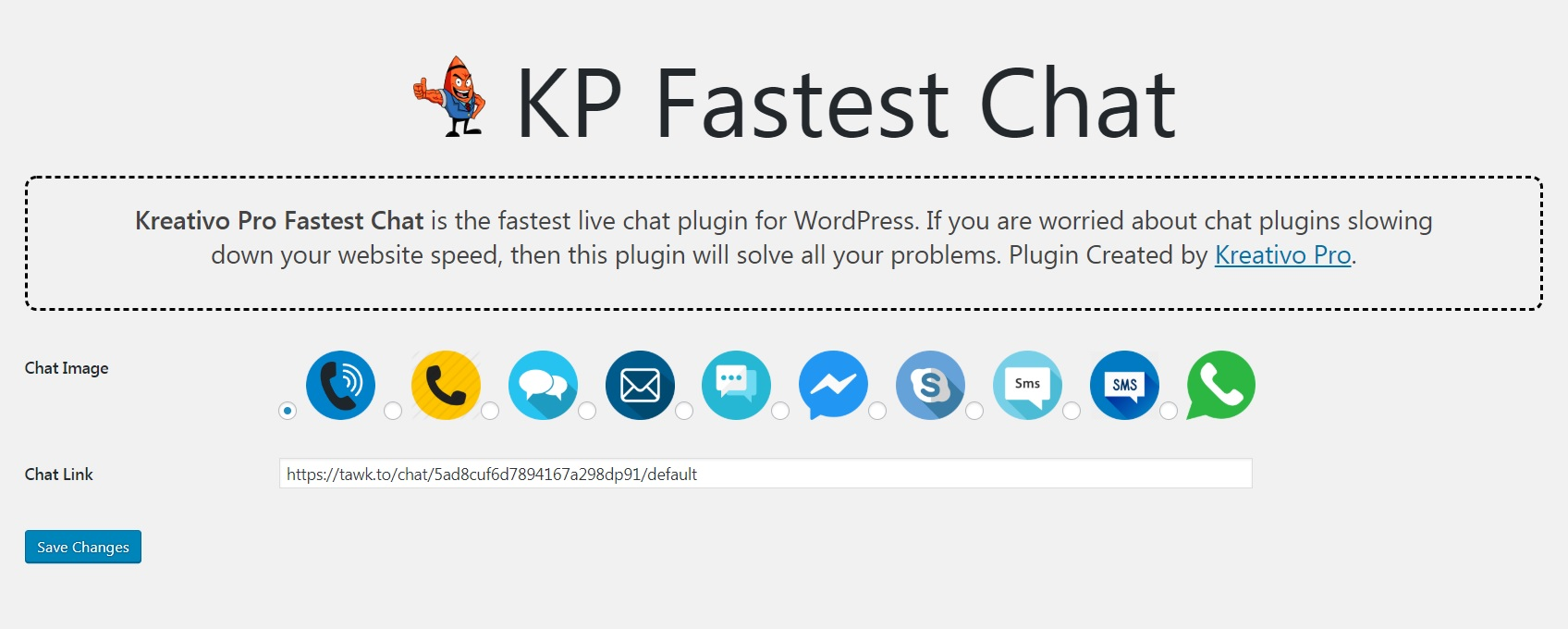 KP Fastest Chat