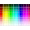 Central Color Palette logo