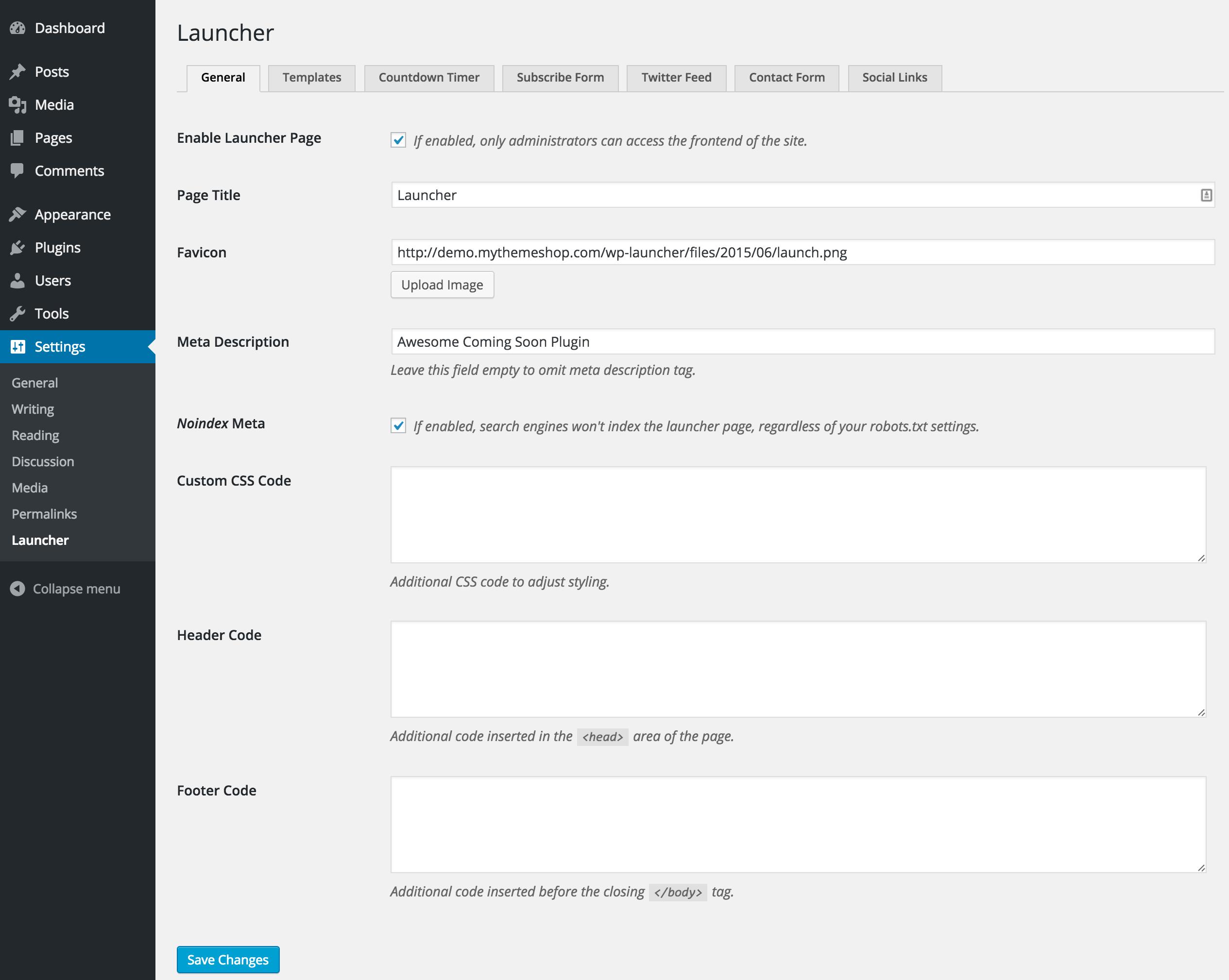 Launcher: Coming Soon & Maintenance Mode — WordPress Plugins