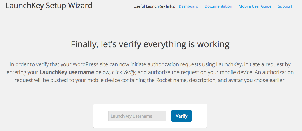 launchkey screenshot 6