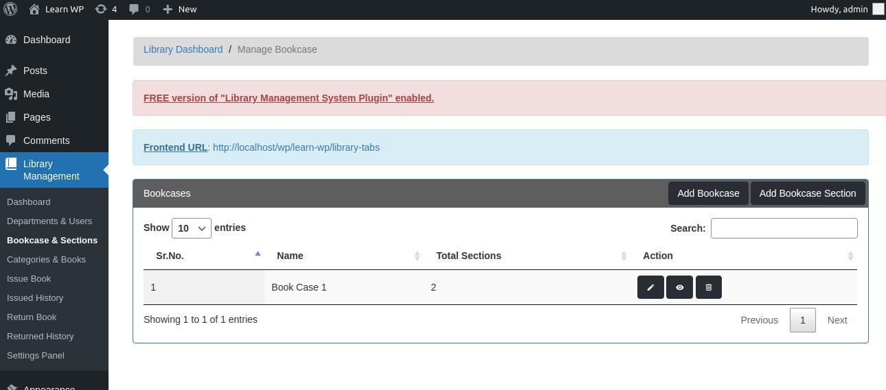 Library Management System - WordPress plugin - WordPress.org