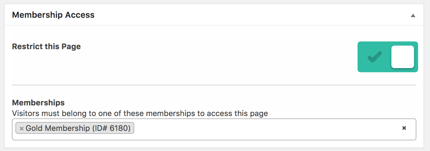 LifterLMS Lock Down Non LMS Content with Memberships