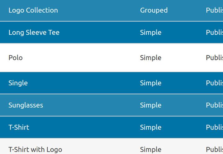 Multi Select & Bulk Edits