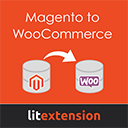 litextension-magento-to-woocommerce-migration logo