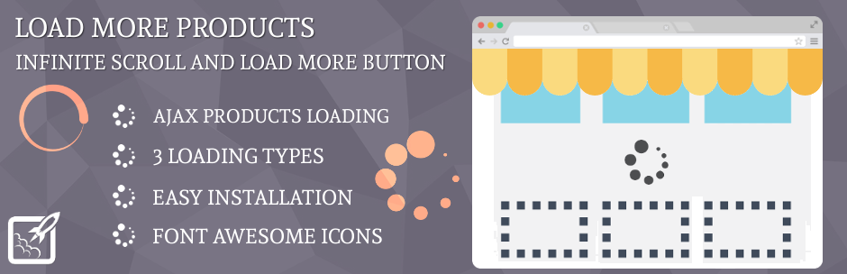 Load More Products for WooCommerce – WordPress plugin