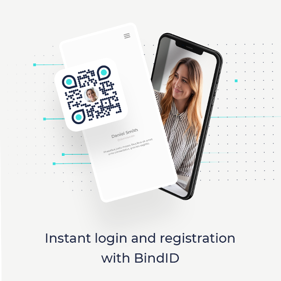 Intro: Instant login and registration with BindID