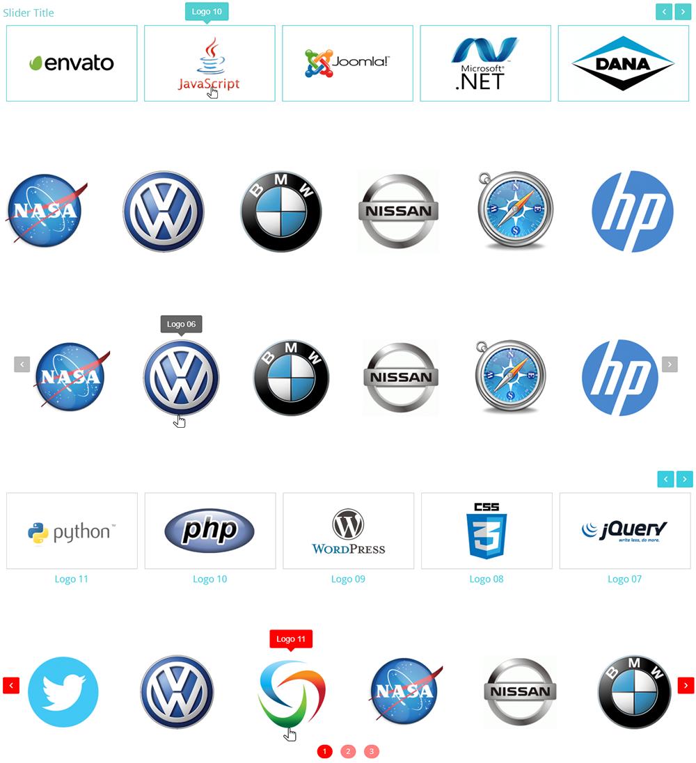 logo carousel slider � wordpress plugin wordpressorg