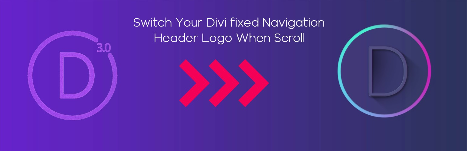 Logo Switcher Divi