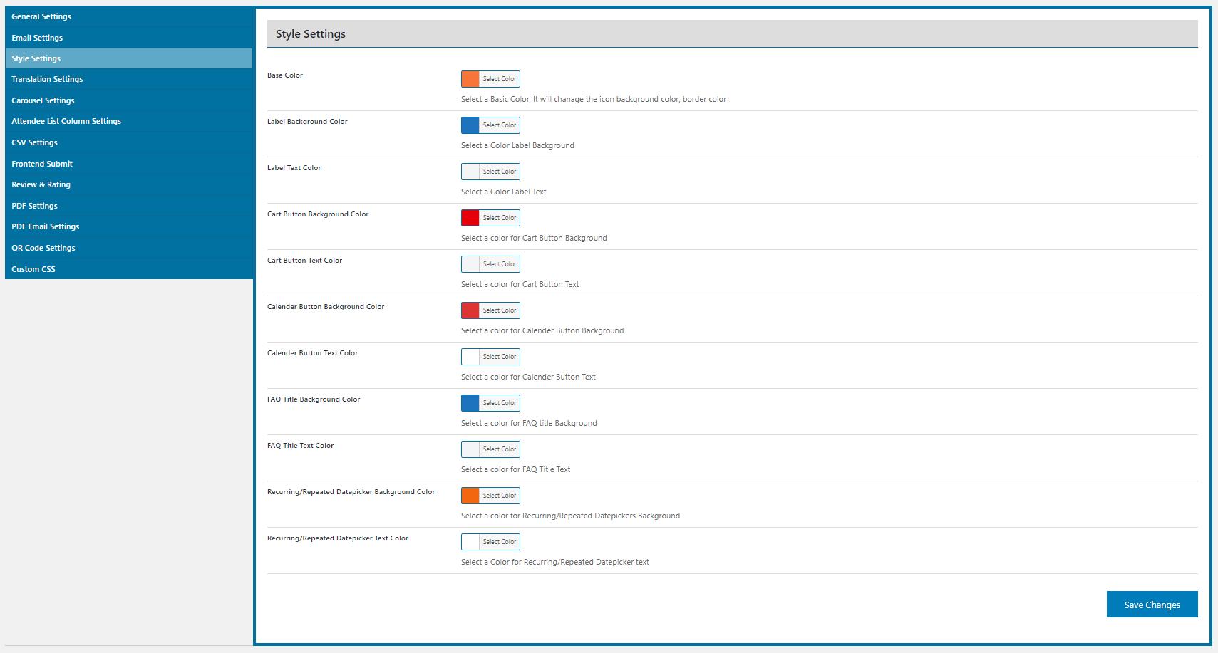 WooCommerce Event Manager – WordPress plugin | WordPress org
