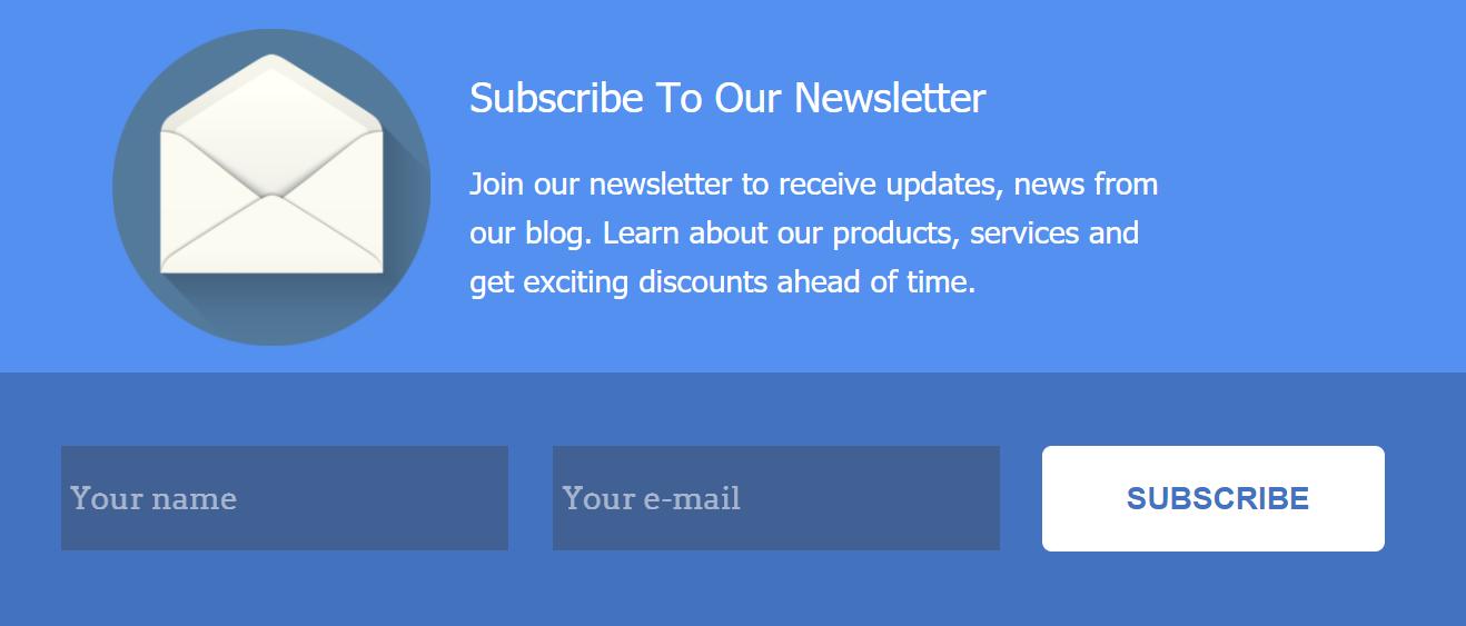 mailchimp subscribe form optin builder popup builder form builder