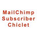 MailChimp Subscriber Chiclet logo