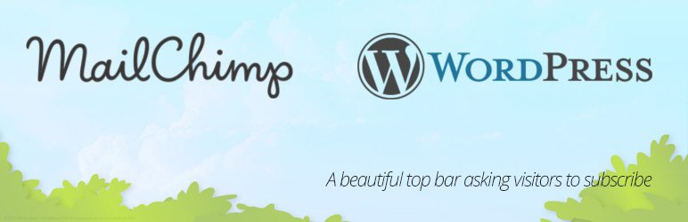 MC4WP: Mailchimp Top Bar