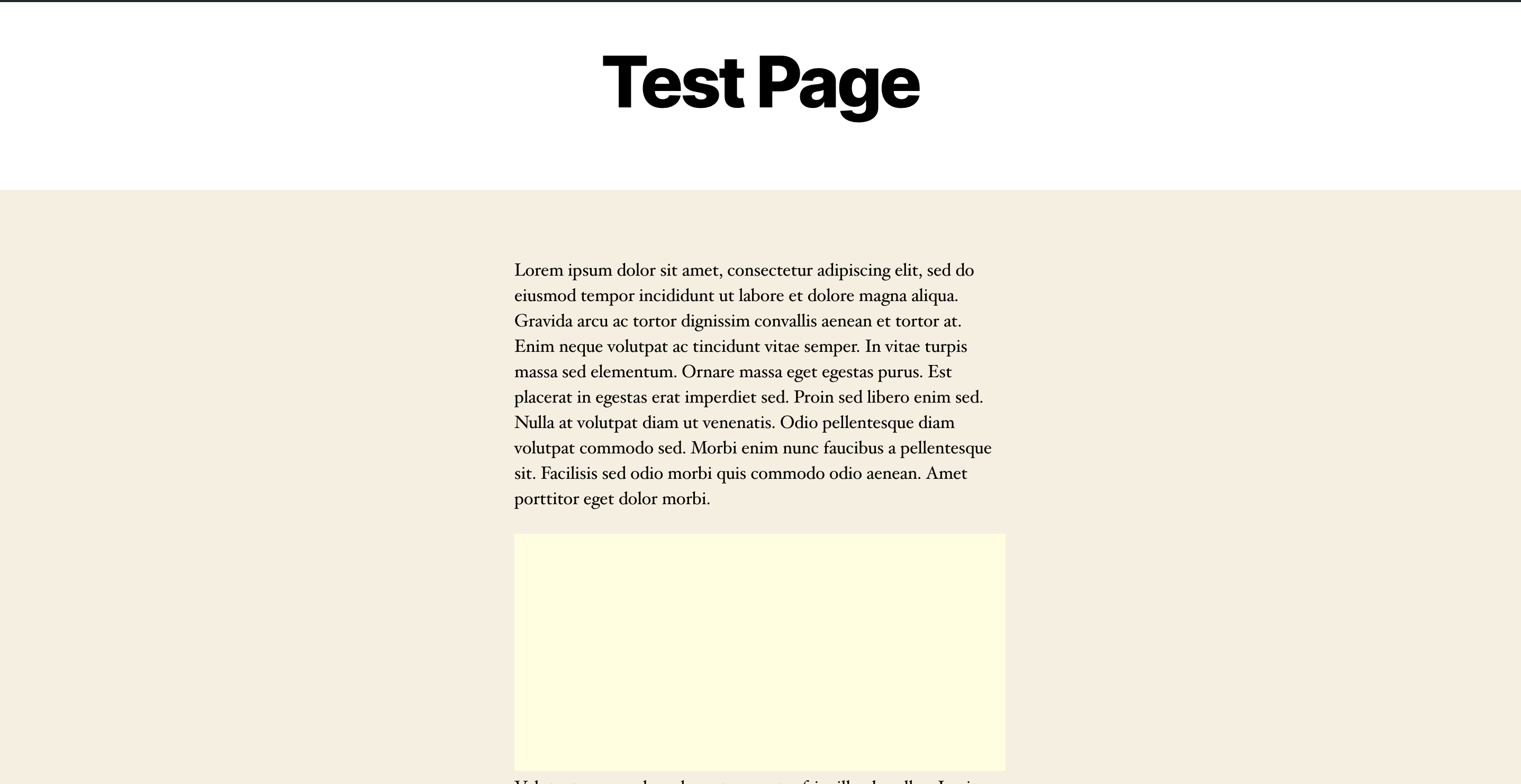 Page View