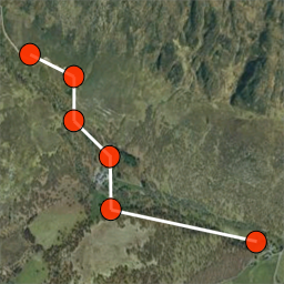 Maps for BuddyBeacon