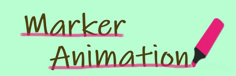 Marker Animation