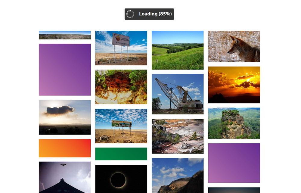 <p>A gallery with the following shortcode: [cactus-masonry width='250px' horizontal_spacing='20' vertical_spacing='20']</p>