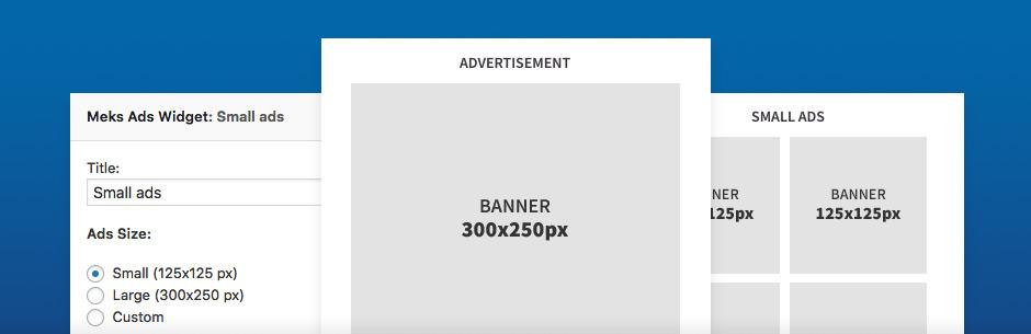 Meks Easy Ads Widget