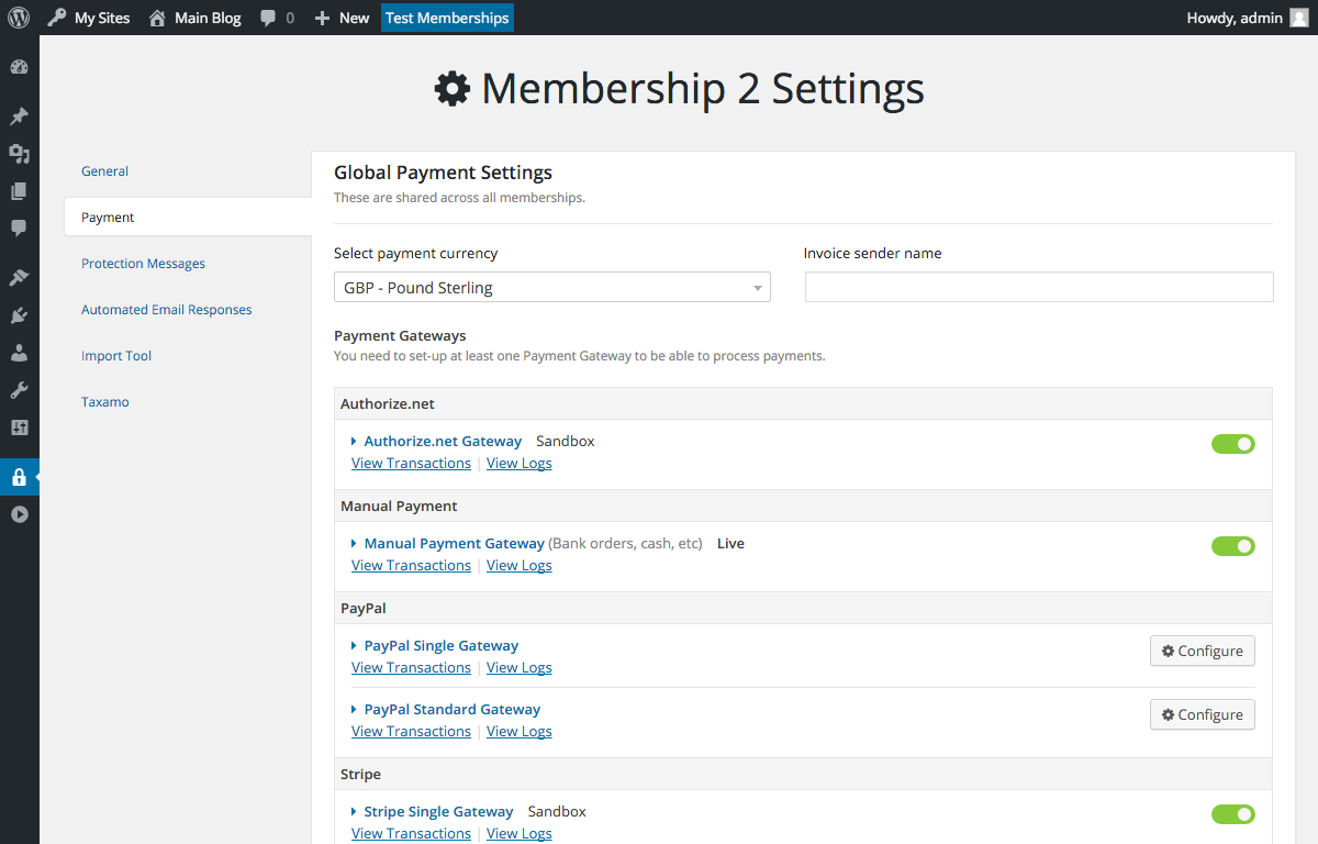 membership screenshot 9