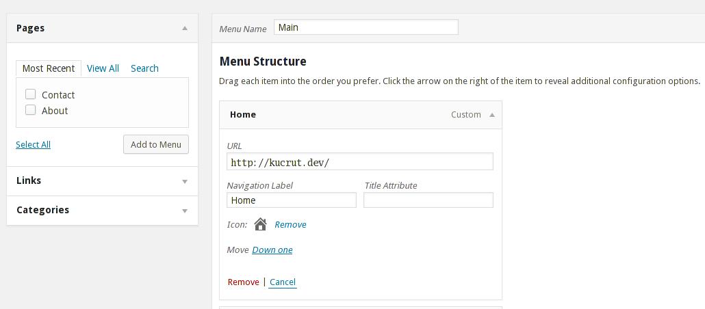 Update How To Add Icons To Wordpress Menus: Menu Icons By ThemeIsle – WordPress Plugin