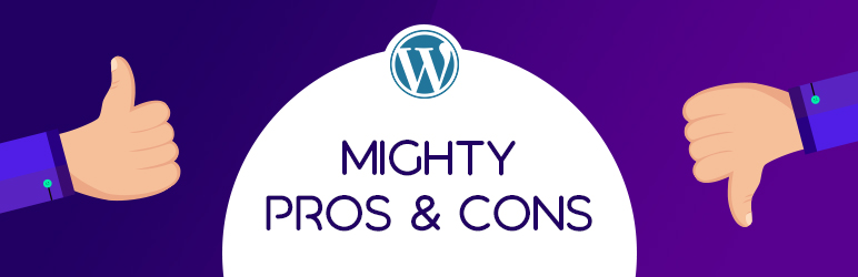 Mighty Pros & Cons - WordPress Plugin