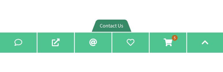 Mobile Contact Bar – WordPress plugin | WordPress org