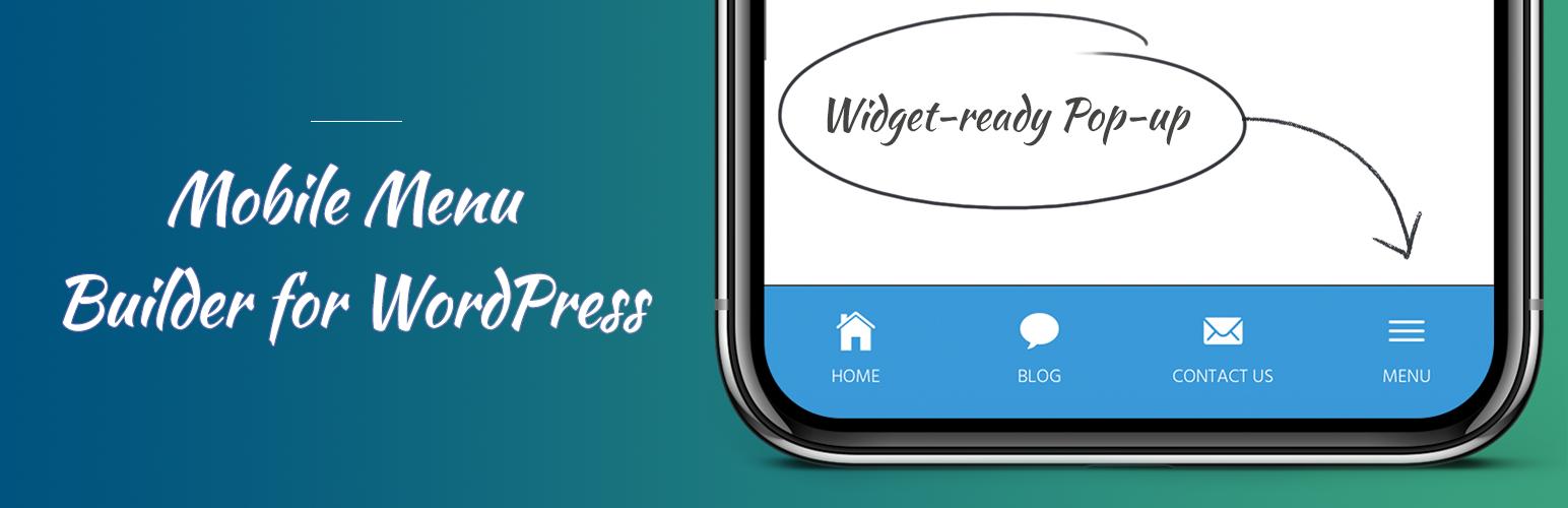 Mobile Menu Builder for WordPress